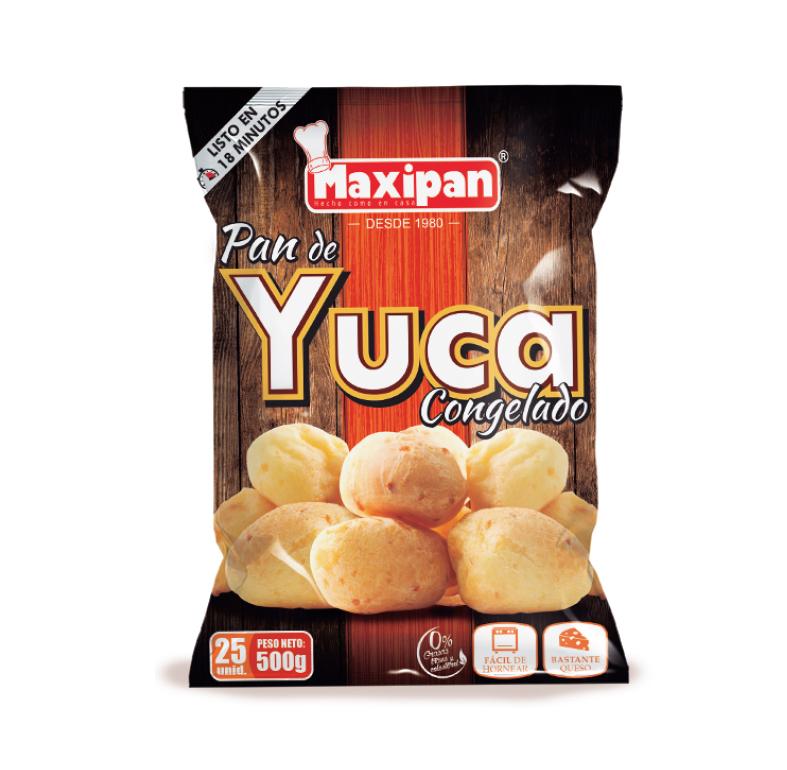 pan de yuca congelado